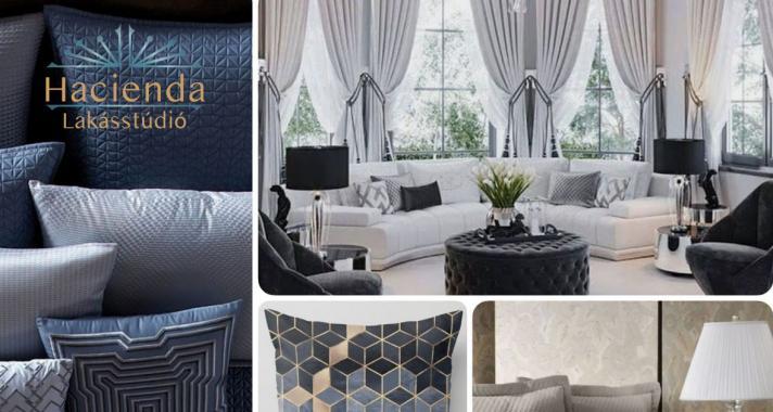 Harmónia és divat a lakásunkban - A stílus kulcsa a részletekben rejlik