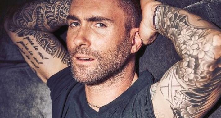 Top10: Adam Levine, az örök kedvencünk