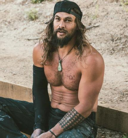 TOP10: Jason Momoa álmaink férfija