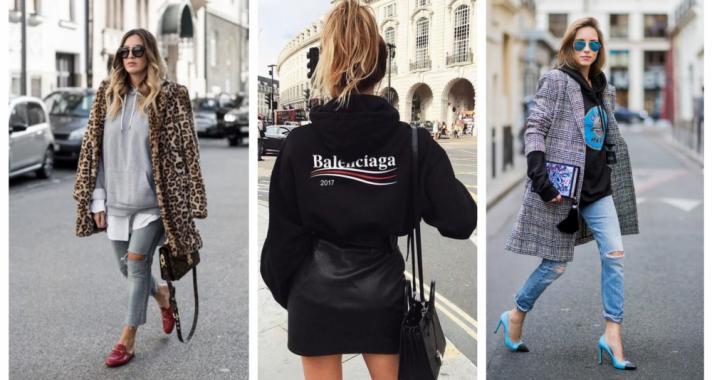 Stílusiskola: így lehetsz csinos kapucnis pulcsikban
