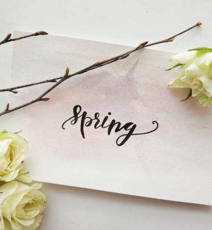 Így töltődj fel tavasszal