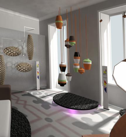 Magyar designerek mutatkoznak be a milánói Design Héten