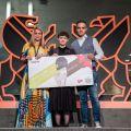 Frissdiplomás divattervező nyerte a MOL Fresh Corner formaruhákra kiírt dizájnversenyt