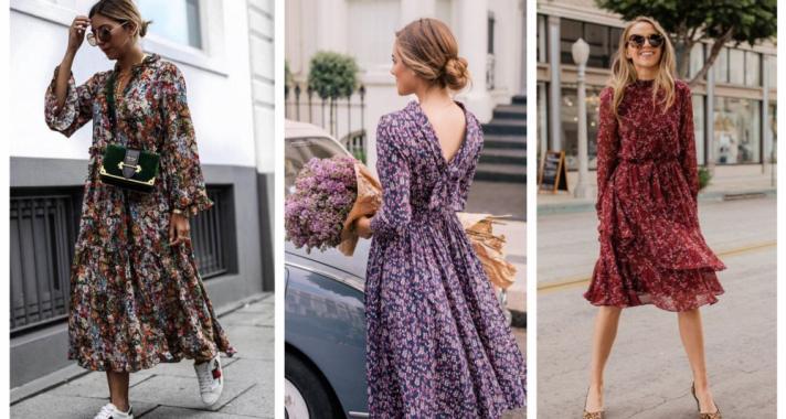 Stílusiskola: virágmintás ruhák romantikus tavaszi randikhoz