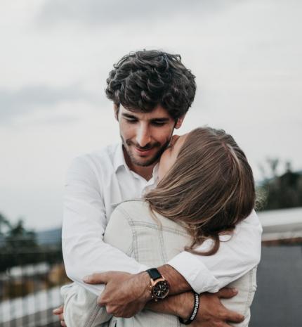 Találni egy férfit, aki szeret, és aki elfogad a szorongásommal együtt