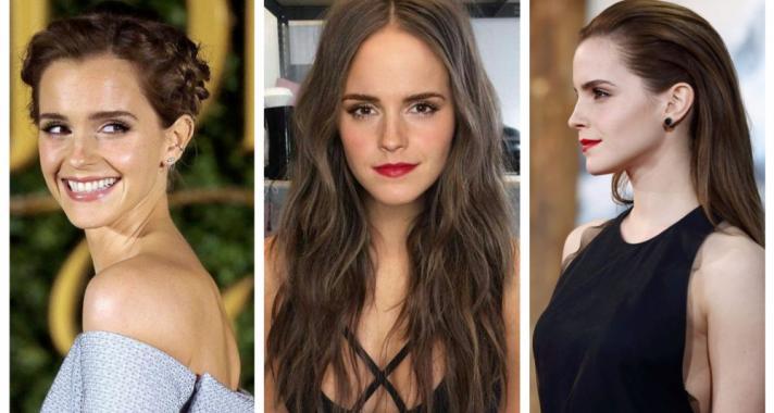 Top10: frizura ötletek Emma Watson-tól
