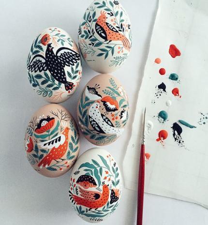 Top10: Hagyomány és megújulás - Így díszíts idén húsvétkor tojásokat