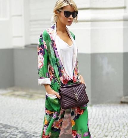Stílusiskola: így viselj idén tavasszal kimonókat