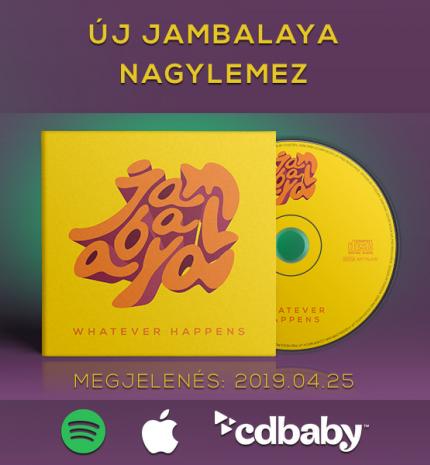 Pozitív zene, pozitív energiák! Jambalaya!