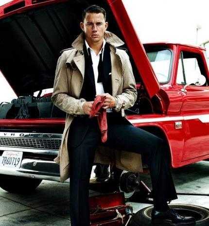 Top10: képek a születésnapos, mindig szexi Channing Tatum-ról