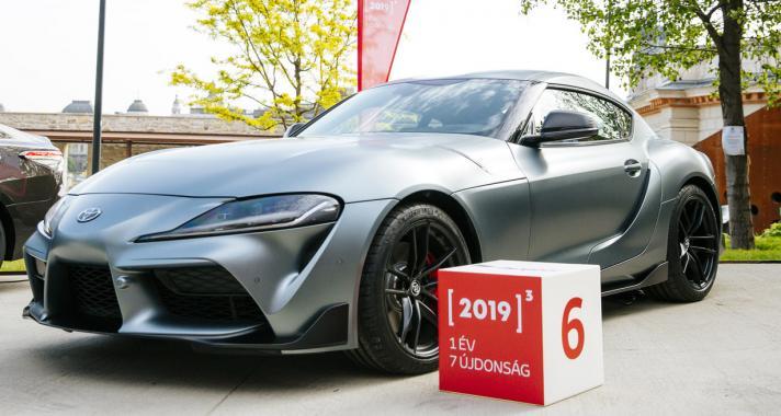 2019 jó eséllyel a Toyota éve lesz