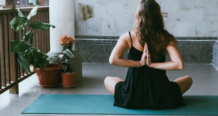 6 legjobb jóga póz nőknek