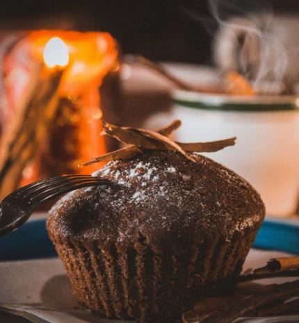 Csokis-narancsos muffin recept