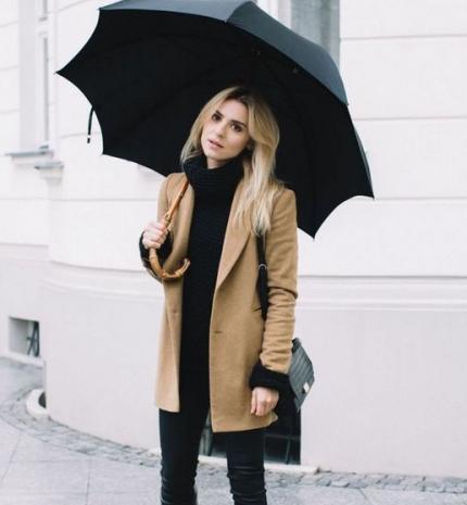 Stílusiskola: így lehetsz csinos esős időben