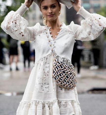 Stílusiskola: így viselj fehér ruhákat