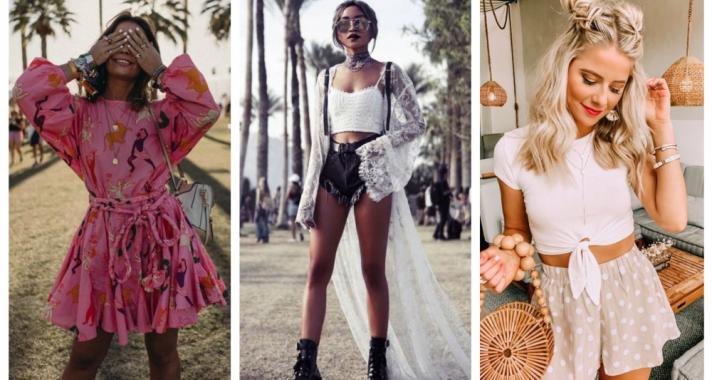 Stílusiskola: a legjobb outfitek a közelgő fesztivál szezonra