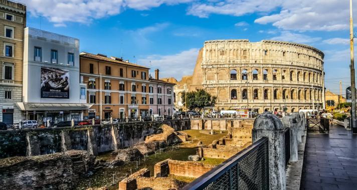 Tényleg minden út Rómába vezet