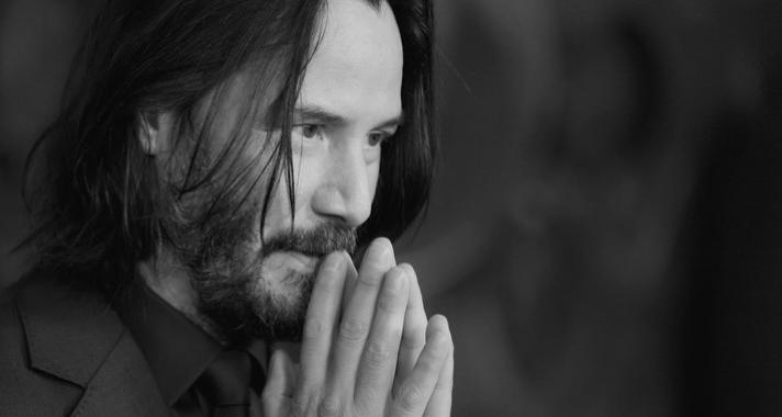 """""""Ha egy dolog véget ér, akkor tanuld meg, hogy tényleg vége van. Ne nézz vissza!"""" - Idézetek Keanu Reevestől"""