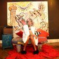 Érzelmeink és játszmáink elevenednek meg a most debütáló Haraszti Blanka mixed art alkotásain