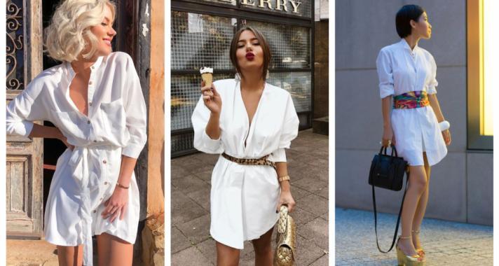 Stílusiskola: így viseld nyáron a fehér ingruhát