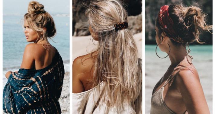Top10: csodás frizura ötletek vízpartra