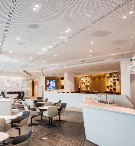 Európa legjobbja lett a Lexus brüsszeli üzleti várója, a The Loft