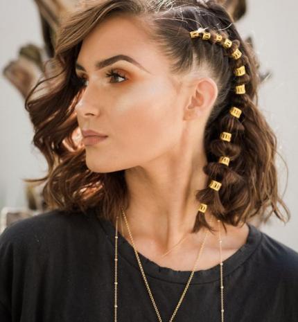 Top10: frizura ötletek nyári fesztiválokra