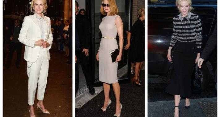 Stílusiskola: a mindig csodás Nicole Kidman legjobb outfitjei