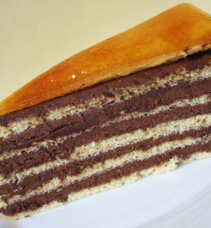 Hétvégi sütemény: Dobostorta