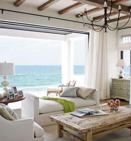 Lenyűgöző tengerparti otthonok