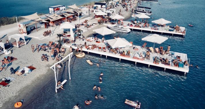 Vintage életérzés a Lupa Beachen