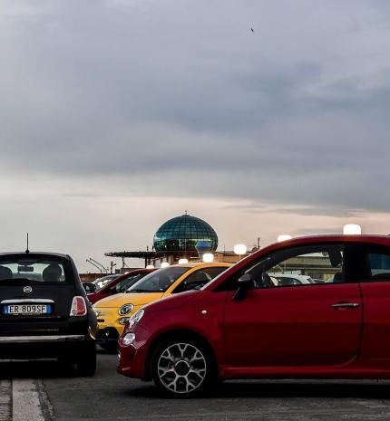 Boldog születésnapot, Fiat 500!