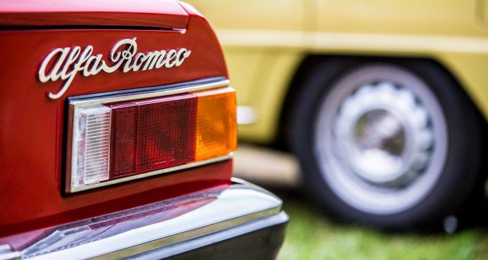 Európa legnagyobb Alfa Romeo  találkozója Zánkán