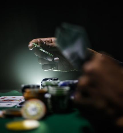 A szerencsejáték függőség jelei