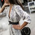 Stílusiskola: így viselj állatmintás nyári ruhákat