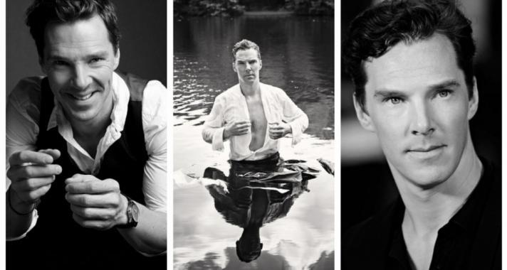 10 kép, ami bizonyítja, hogy Benedict Cumberbatch irtó szexi