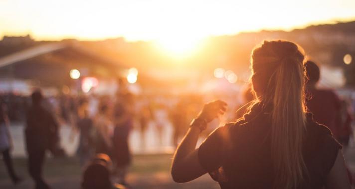 Anyák lazán: A fesztiválon