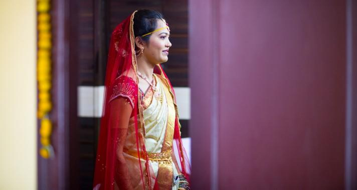 Az indiai nők öltözködése