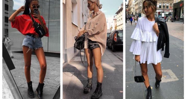 Stílusiskola: így viselj nyáron bakancsokat