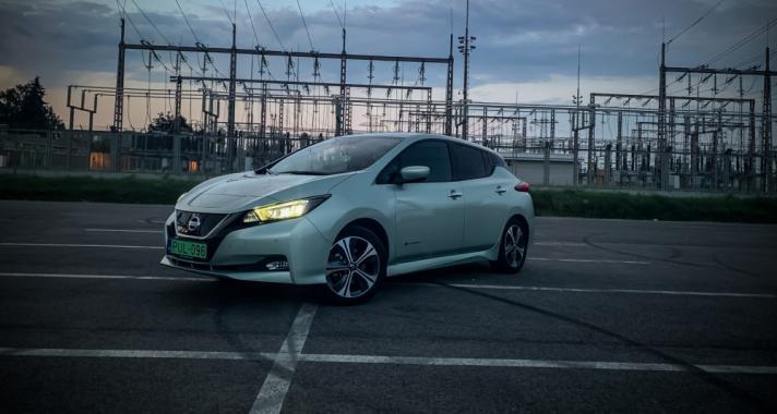 Villanyautót mindenkinek! - Kipróbáltuk a 2. generációs Nissan Leaf-et