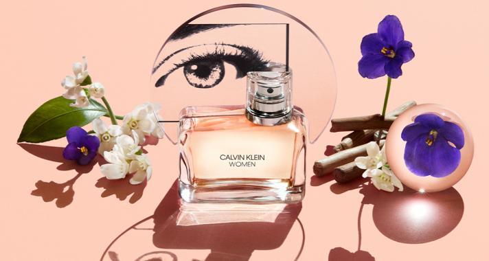 CALVIN KLEIN WOMEN Eau de Parfum Intense - Új illat merész nőknek
