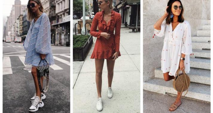 Stílusiskola: így lehetsz csinos nyári miniruhákban