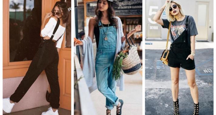 Stílusiskola: a szezon kedvencei a kantáros nadrágok