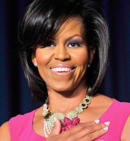 'Az erős férfiakna, nem kell megalázniuk a nőket, hogy ettől erősnek érezzék magukat.' Idézetek Michelle Obamától