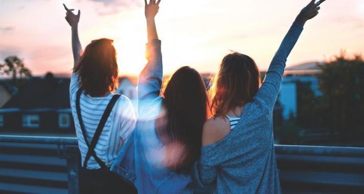 Vannak dolgok, amelyek csak az igazi barátságokra jellemzőek