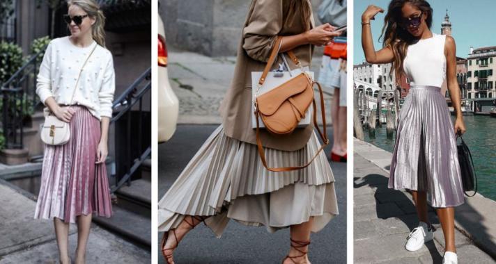 Stílusiskola: így viseld az örök klasszikus pliszírozott szoknyát