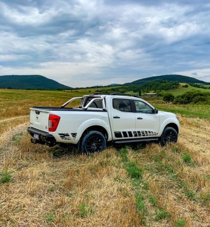 Nissan Navara a kisétvágyú óriás