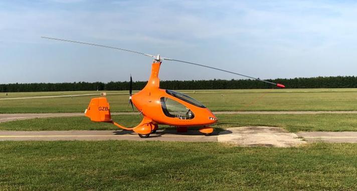 Szállj velem - Mi az a Gyrocopter?
