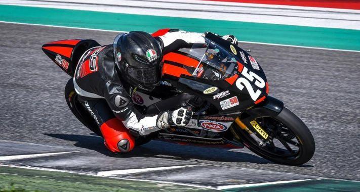 Riminiben ünnepelték a magyar motorversenyzőket