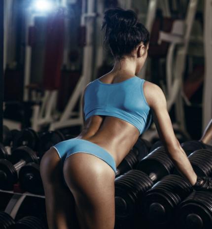 5 kíméletlen popsi gyakorlat a híres fitness ladytől